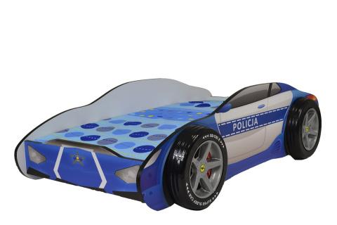 łóżko Dla Dziecka Samochód