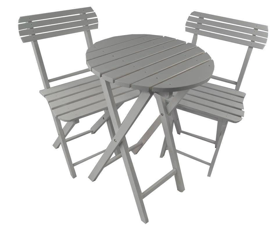 Okrągły Stolik Z Krzesłami